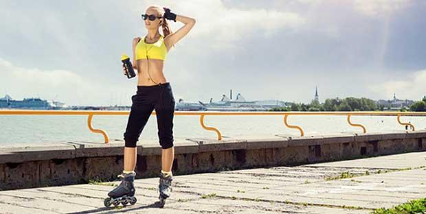 Flat mage - øvelser
