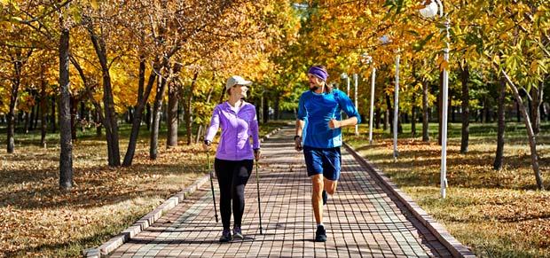 All fysisk aktivitet er positivt