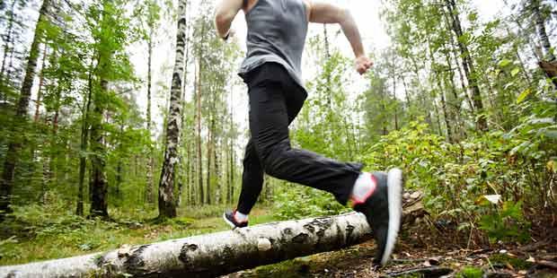Gå ned i vekt med jogging