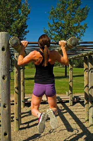 20 pull-ups / chins
