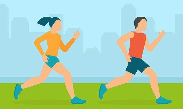 Maraton - trening